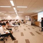 2015年下期経営計画発表会が行われました。