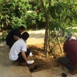 第1回カフーナ旭橋清掃ボランティアに参加しました!