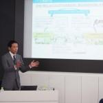 株主様向け 経営計画発表会を開催いたしました。