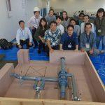 生産設計部 排水設備研修@沖縄