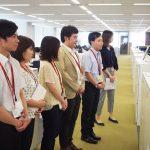 新入社員 東京研修が始まりました。