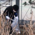 2月の清掃活動