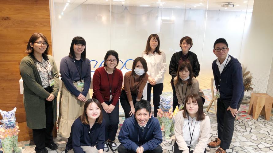 私たちは新入社員を応援しています!沖縄新人応援プロジェクトのご紹介