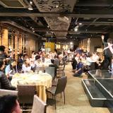 沖縄の設計メンバーが大集合!総勢104名の忘年会