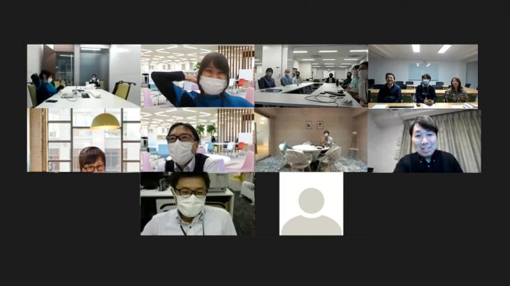 相互に理解し合い、日中間の連携を深める – 第1回中国語勉強会を開催しました